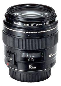 la focale 85 mm f1.8