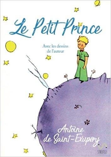 Aquarelle de l'auteur Antoine de Saint Exupéry LYON pourquoi lire le petit prince