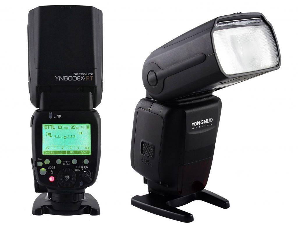 test flash Yongnuo YN600EX-RT