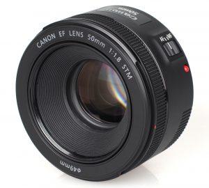 photographier le sport 50mm f1.8 CANON