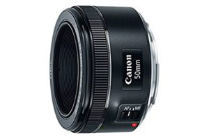 l'objectif indispensable 50mm F1.8