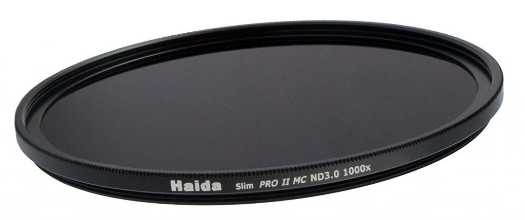 test nd 1000 slim pro haida