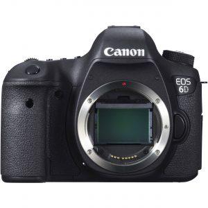 test canon 6d