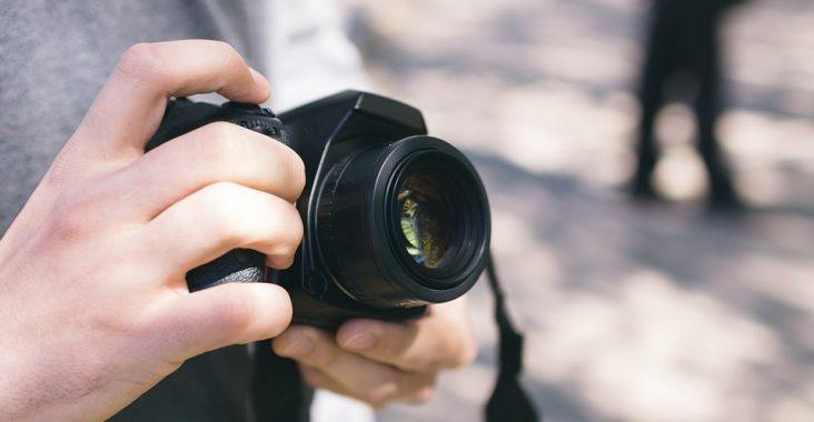 débuter en photographie