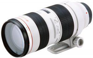 photographier le sport Canon 70 200 F2.8LNON STABILISE