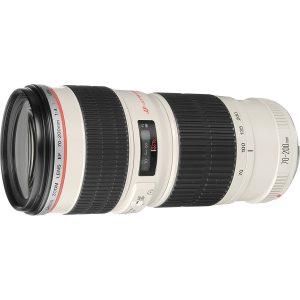 photographier le sport Canon 70 200 F4L