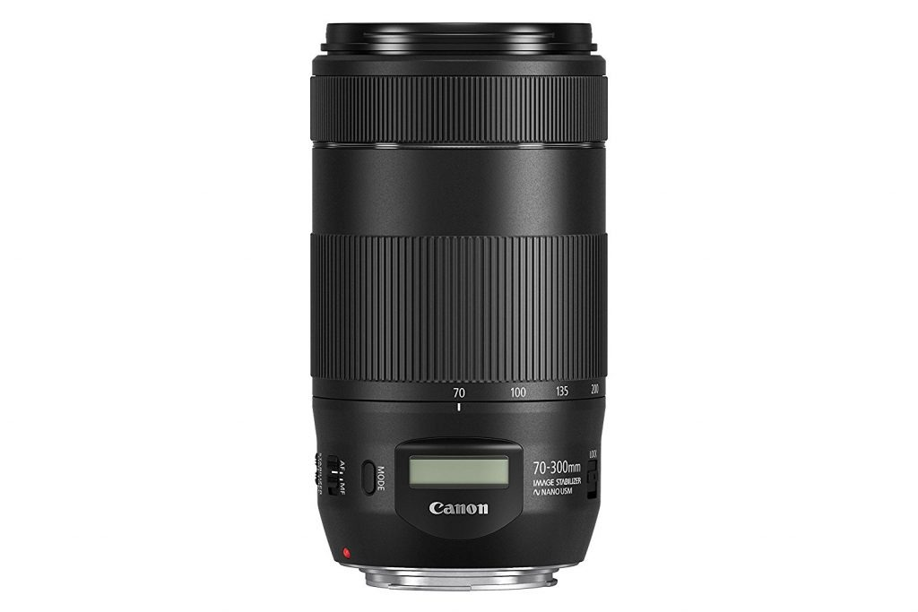 photographier le sport Canon 70-300 mm F4-5.6 EF IS USM II