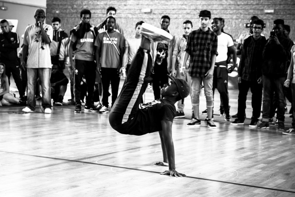 photographier hip hop
