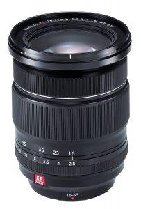 Fujifilm 16-55 mm F2.8 mline17