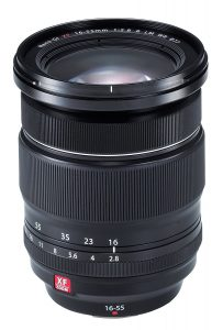 Fujifilm 16-55 mm F2.8