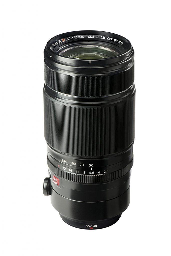 avis 50-140mm f2.8 fujifilm