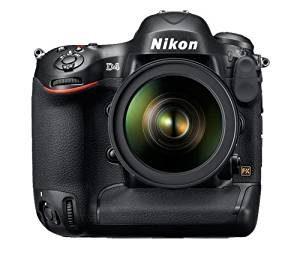 Nikon D4 Jean Fotso