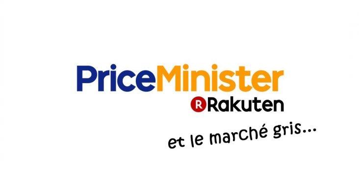 priceminister bannière marché gris