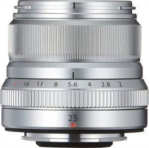 Fujifilm 23mm F2 X-T30 X-T3