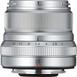 Comparatif Fujifilm 23mm F2 et 35mm F1.1