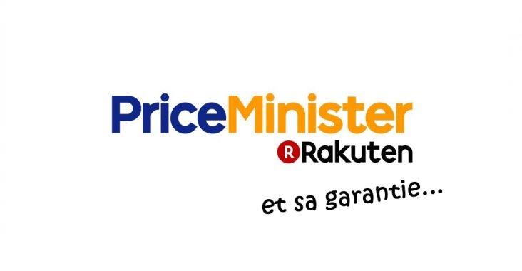 Garanty priceminister rakuten
