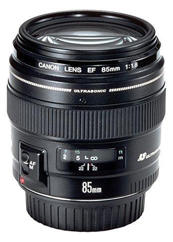 avis Canon 85mm F1.8