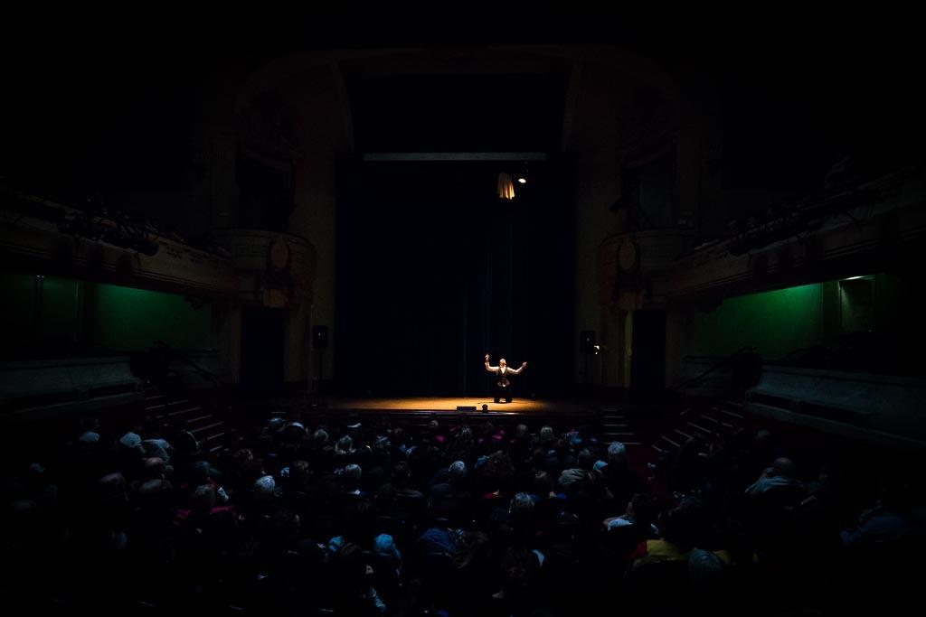 Lucas Pettracci argentin spectacle mime