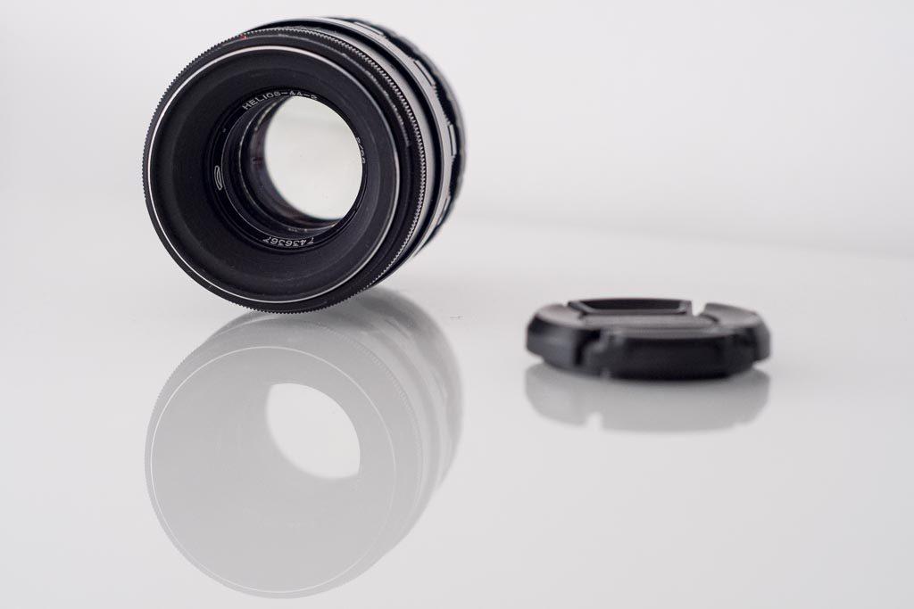 avis helios 44-2 58mm