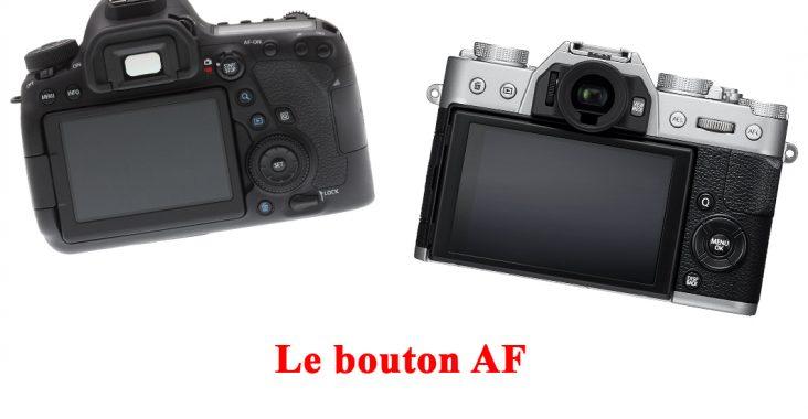 bouton AF-ON