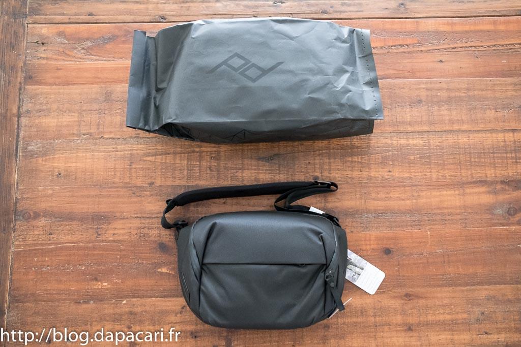 Coupon peak design sling 5L