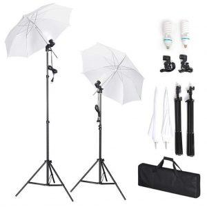 kit flash studio appareil photo