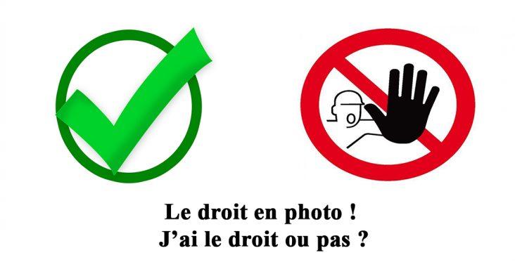 le droit d'image