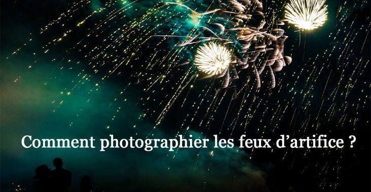 photographier feu d'artifice