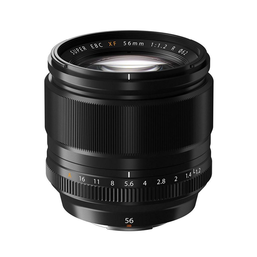 objectifs photo préférés Fujifilm 56mm f1.2 sur X-T30