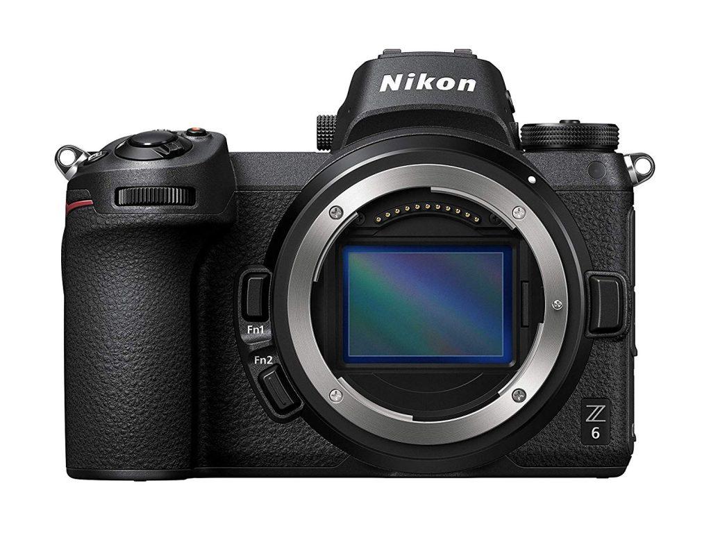 avis Nikon Z6 photo de mariage