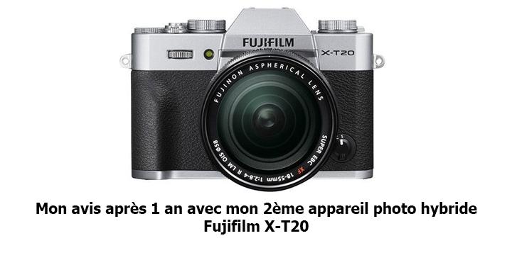test Fuji xt20