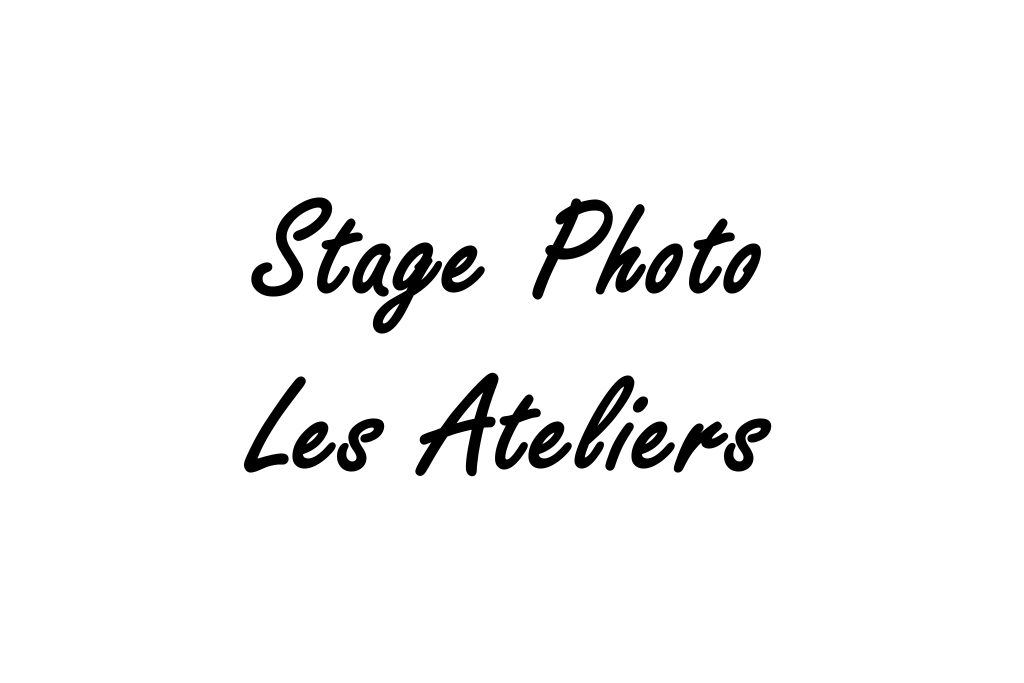 commander un stage photo Lyon
