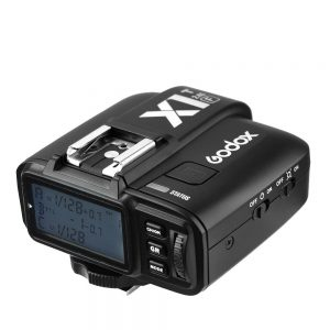 déclencheur flash émetteur Godox X1T-F
