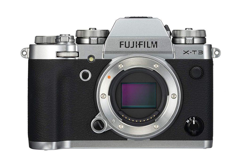 Fujifilm X-T30 VS Fujifilm X-T3