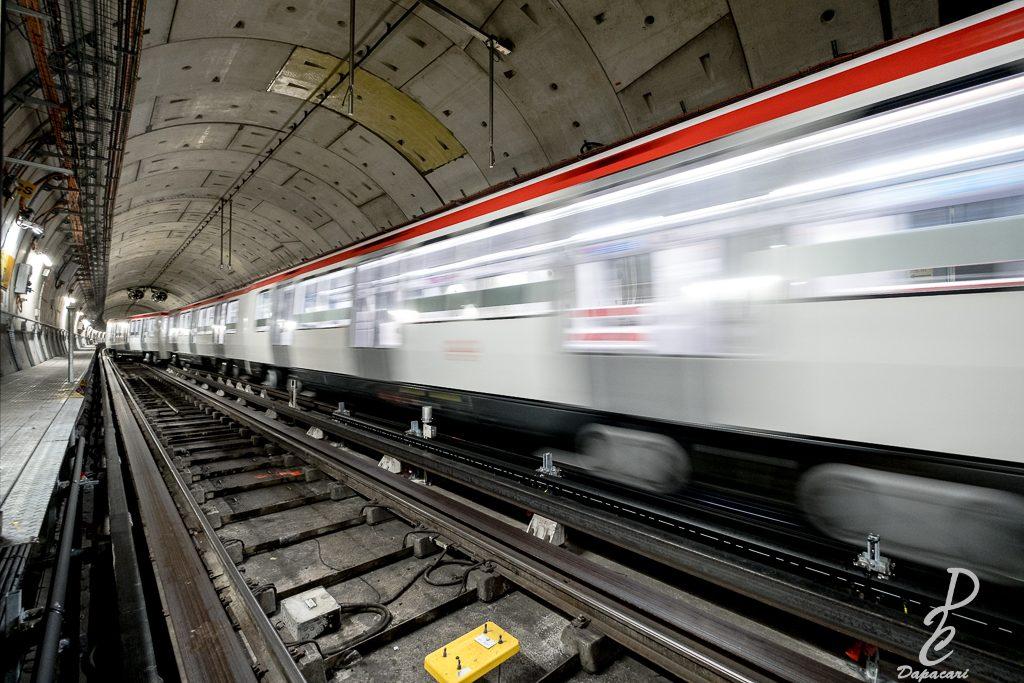 test X-T3 10 24 mm métro lyonnais