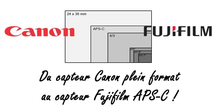 Canon VS Fujifilm