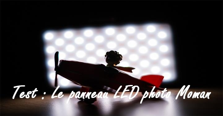 LED appareil photo