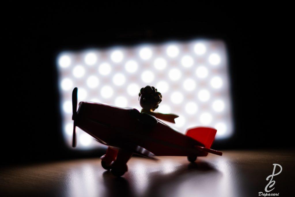 utilité panneau LED photo