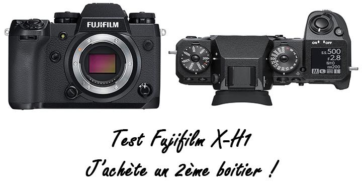 TEST Fujifilm X-H1