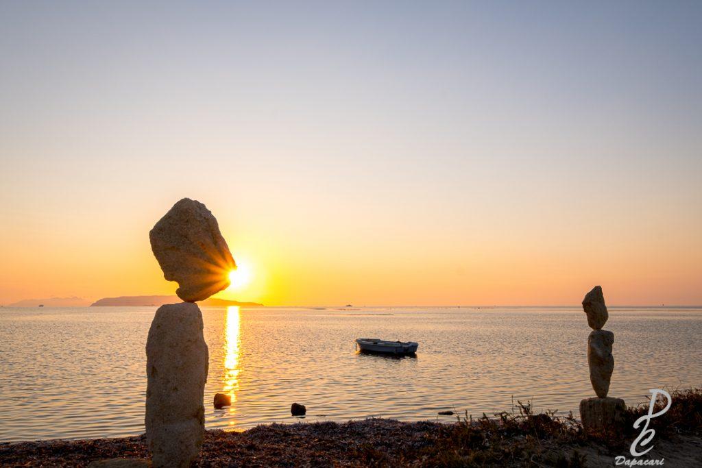 Stone balancing SALT MUSEUM