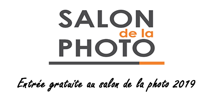 invitation gratutie salon de la photo 2019