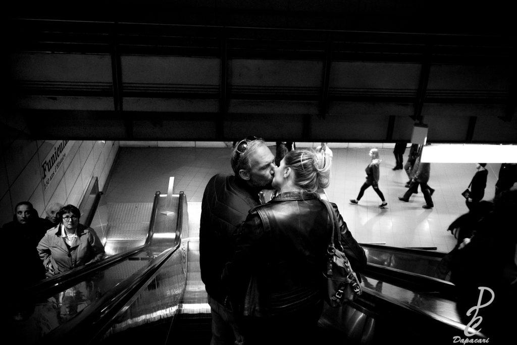 un air comme le baiser de l'hotel de ville de Robert Doisneau choix focale street photo