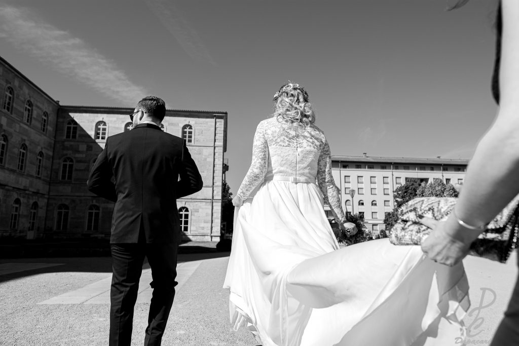 mariage 16mm F1.4 Fujifilm