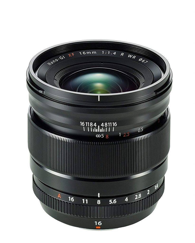 objectif photo préférés test 16mm f1.4