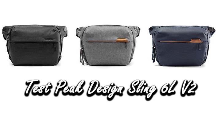 Test Peak Design Sling 6L V2