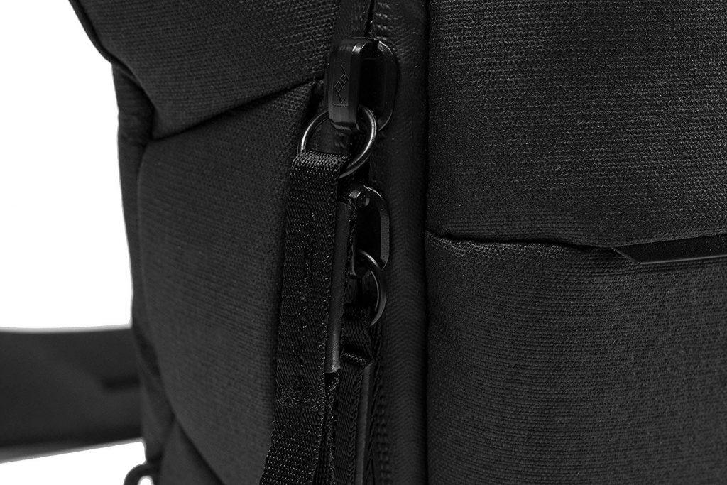 les zip peak design sling v2 ont changés