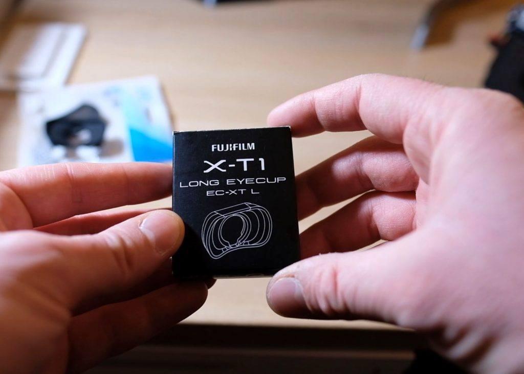 test Fujifilm EC-XT L