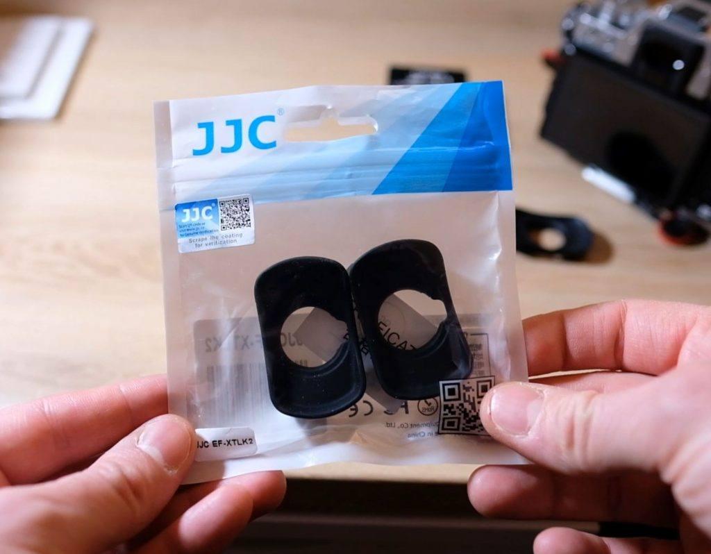 test JJC EF-XT L