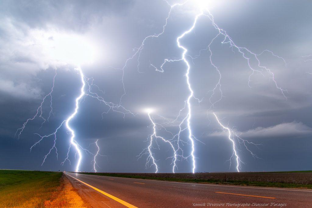 tuto photographier orage