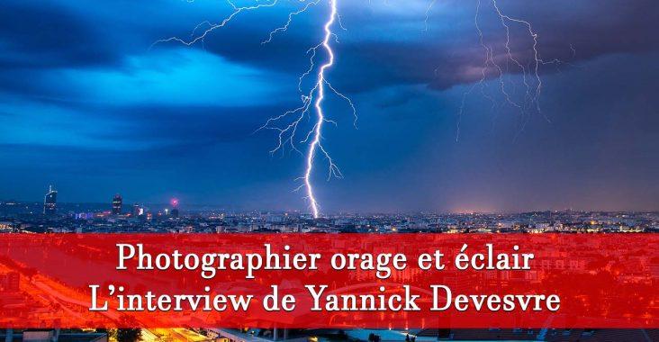 comment photographier les orages et les éclairs